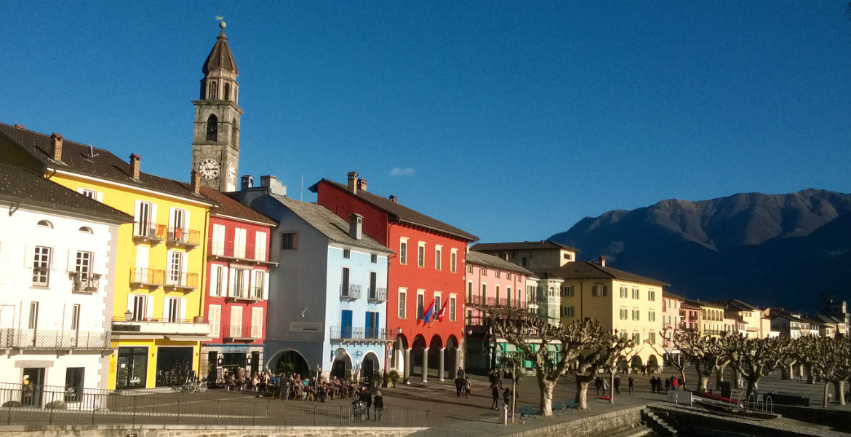 Ascona, la ciudad de la eterna primavera