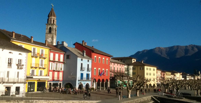 Ascona, die Stadt des ewigen Frühlings