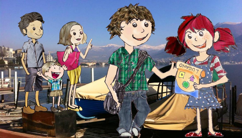 Lugano – Tour Famille