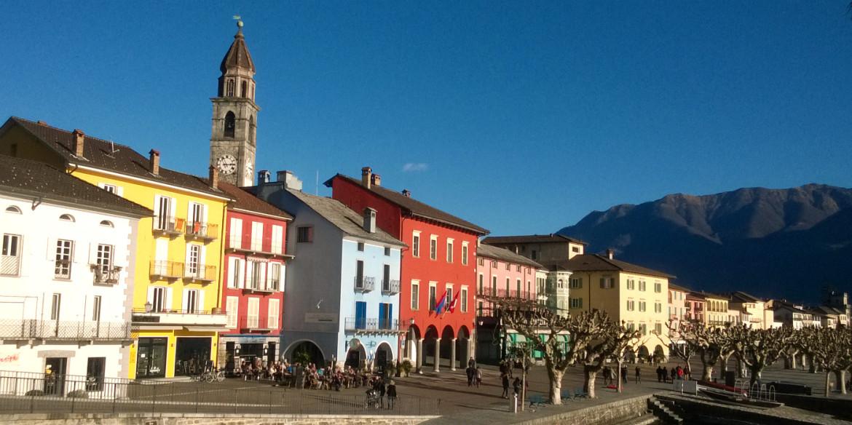 Ascona, città dell'eterna primavera