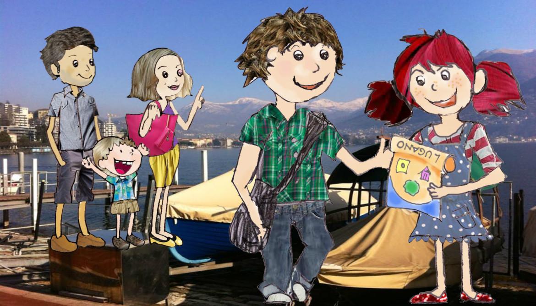 Lugano Family Tour
