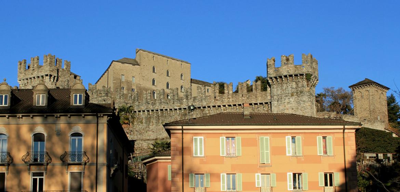 Castelgrande e centro storico
