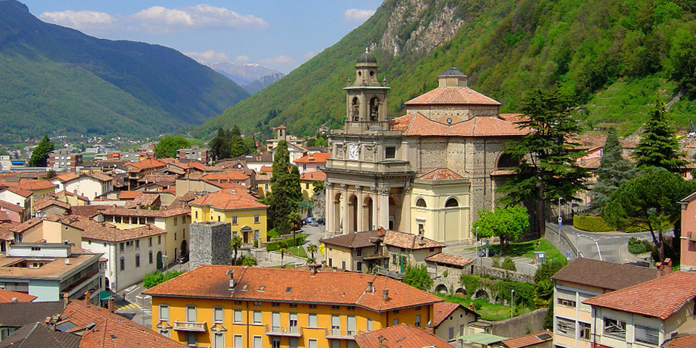 Mendrisio and its Historic Centre