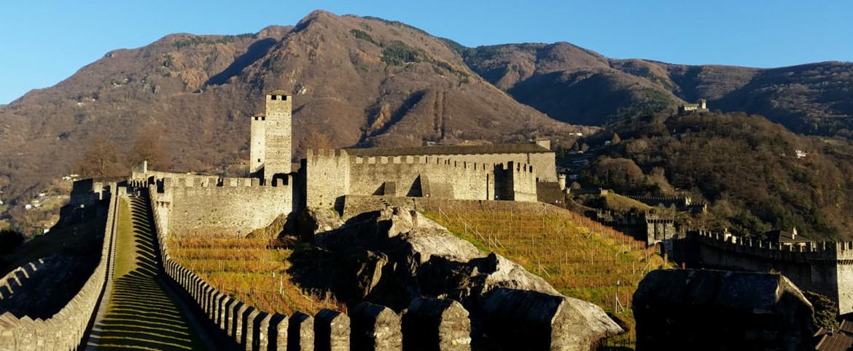UNESCO – I castelli di Bellinzona