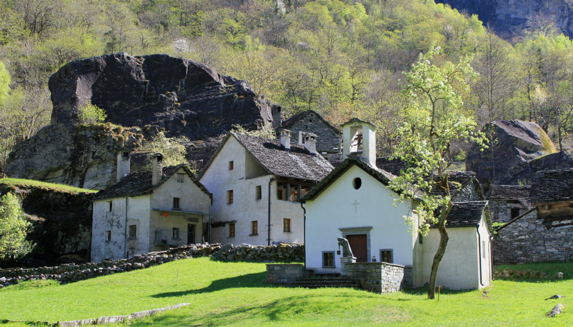 Valle Bavona – Open-air Museum