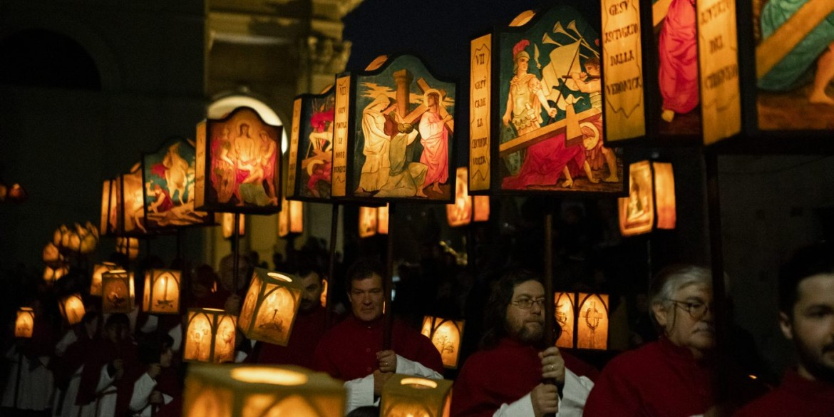 UNESCO – Mendrisio's Holy Week Processions